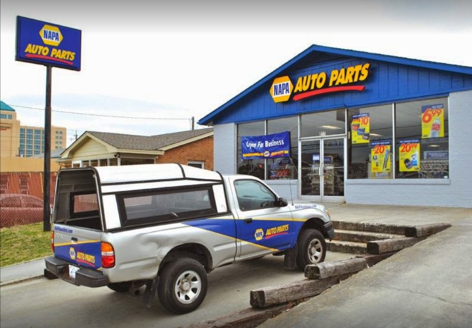NAPA - Southeastern Automotive: 207 Cape Fear Blvd, Carolina Beach, NC