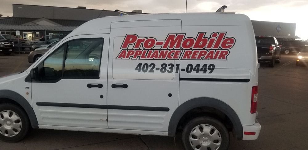 Pro Mobile Appliance Repair: Lawrence, NE
