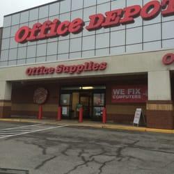 Office Depot Office Equipment 8040 Main St Williamsville Ny
