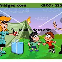 Mini Fridge - 10 Photos - Appliances - 9641 Garfield Ave