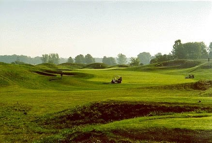 Heartland Golf Schools Is Located At Annbriar Golf Course