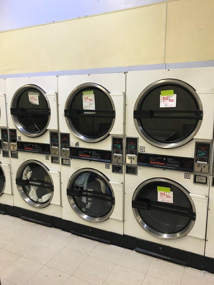 Nave Center Wash'n Dry: 1535E S Novato Blvd, Novato, CA
