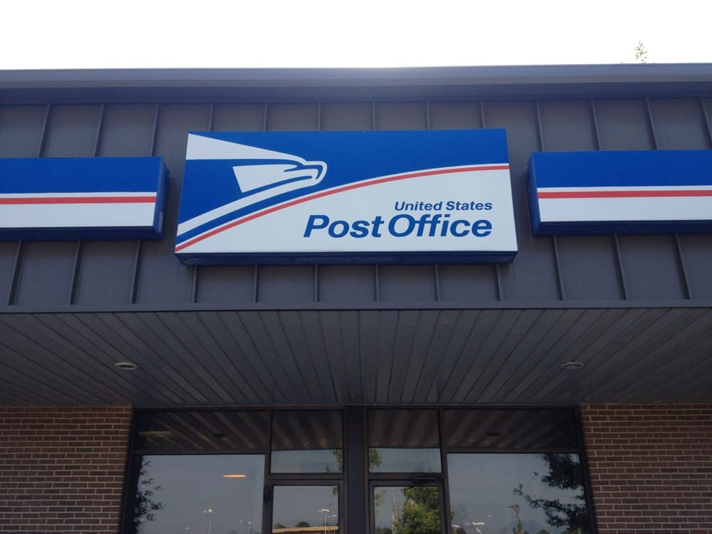 United states postal service post offices 2319 s - United states post office phone number ...