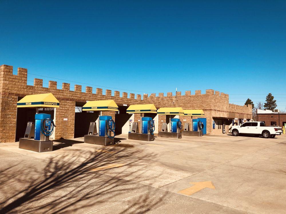 Castlebay Car Wash: 3205 S Walton Blvd, Bentonville, AR