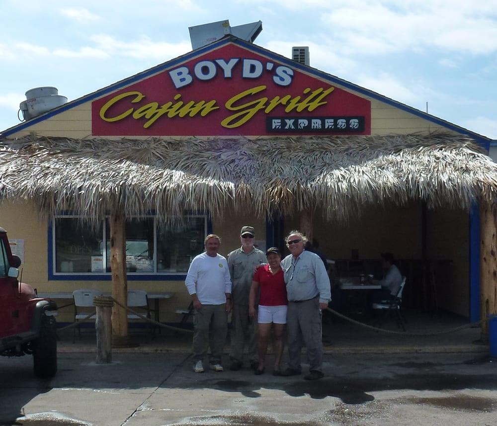 Boyd S Restaurant Texas City