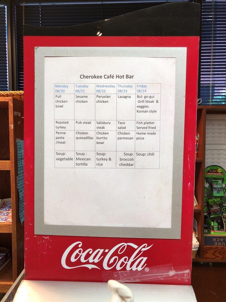 Cherokee Cafe: 5510 Cherokee Ave, Alexandria, VA