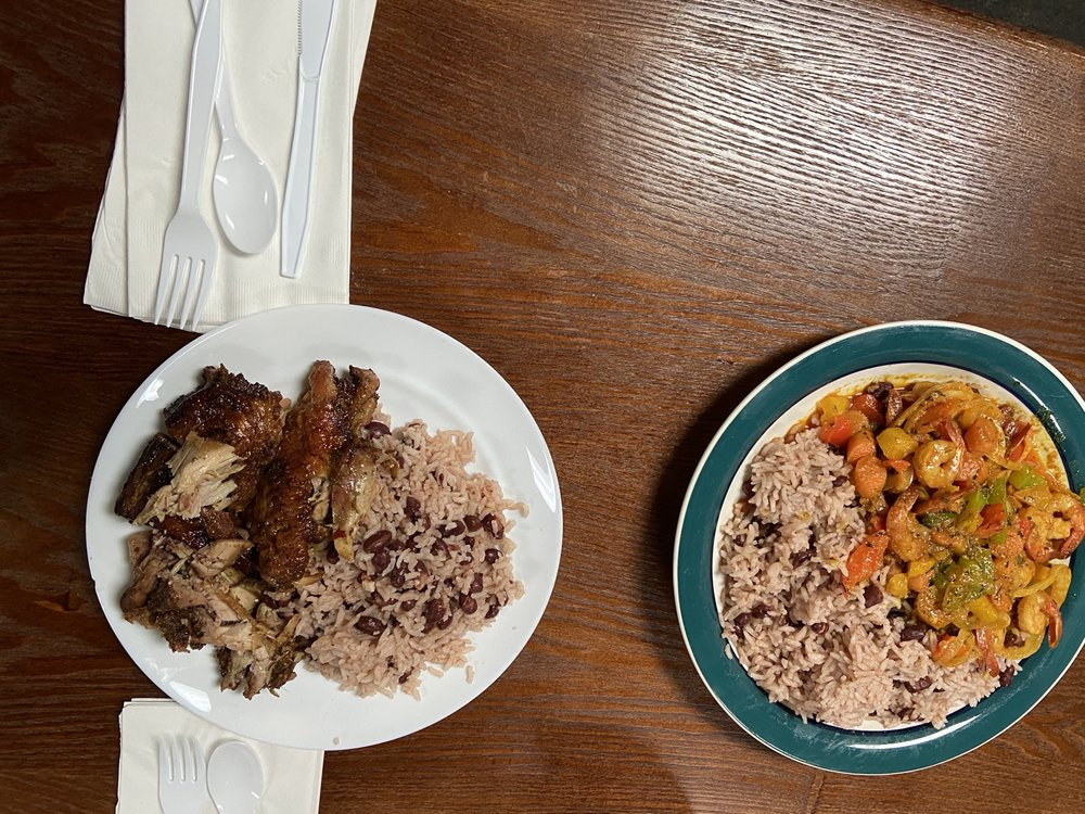 Food from A&D Jamaican