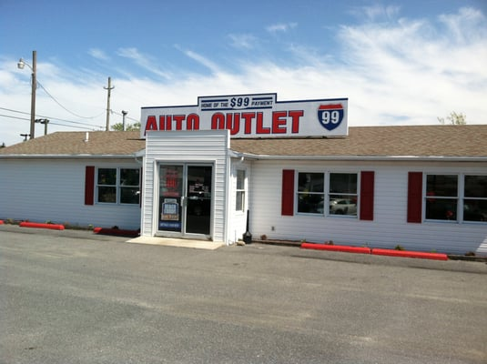 auto outlet 99 indhent et tilbud bilforhandlere 1825 On sherwood motors salisbury md