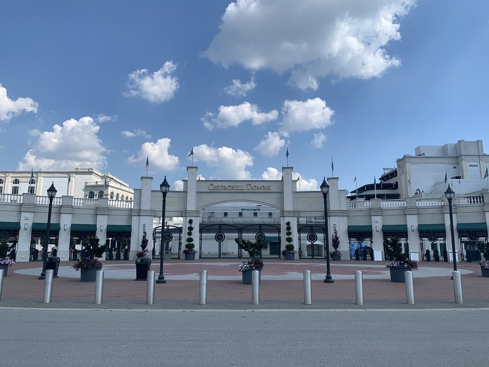 Kentucky Derby Museum: 704 Central Ave, Louisville, KY