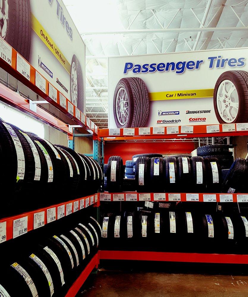 Costco Tire