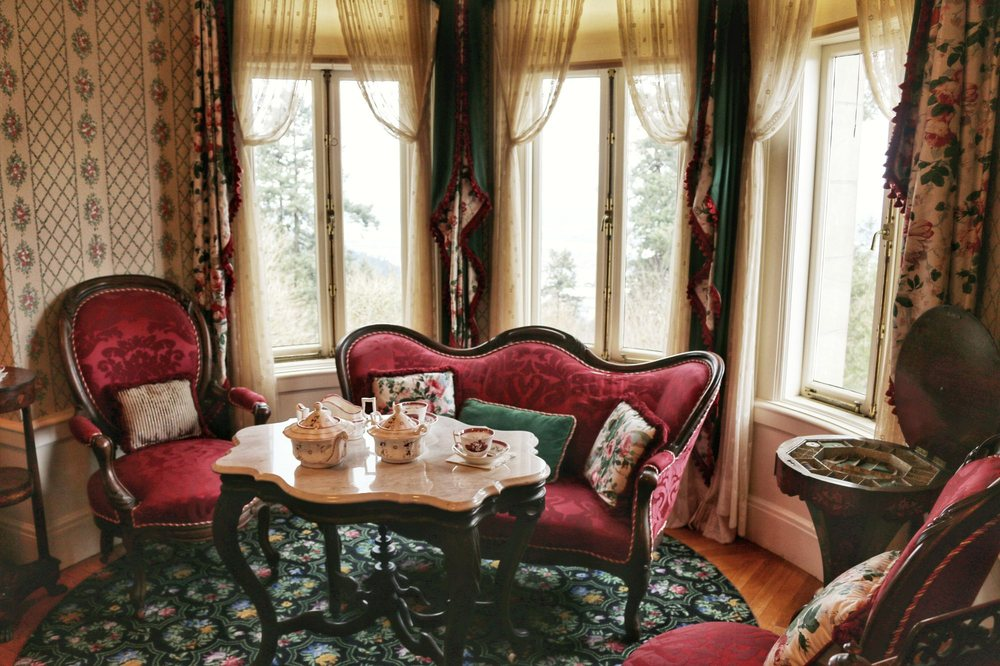 Pittock Mansion: 3229 NW Pittock Dr, Portland, OR