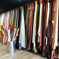 Photo Of Miami Upholstery Fabrics Fl United States Natural Leather