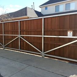 Photo Of Reed Fence Deck Co Plano Tx United States