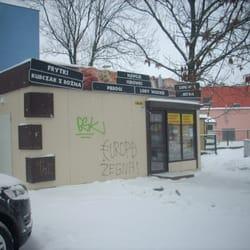 Kiosk Gastromiczny Fast Food Ul Obywatelska 77 Lublin Polen