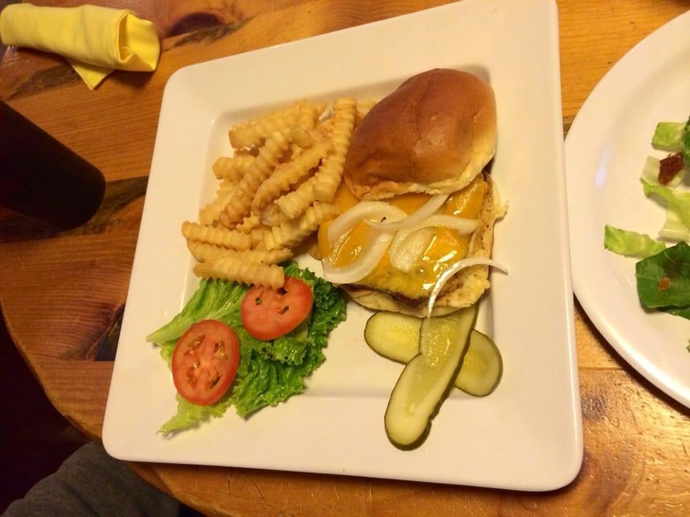 "Chula Vista Resort Wisconsin Dells Wi United States: ""Ugly Burger"". From Kilbourn City Grill. (Chula Vista"