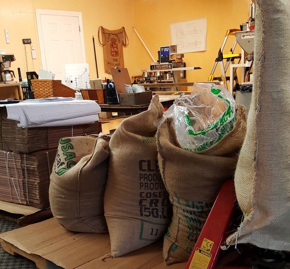 Nuanz Coffee Roasters & Tea Merchants