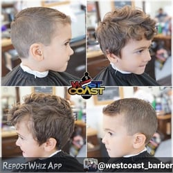 Information about Kids Cuts, Santa Barbara, CA. American beauty supply and salon and gifts State St.