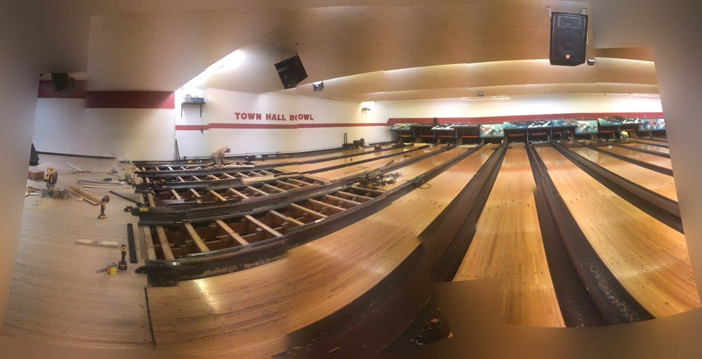 Town Hall Bowl