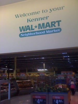 Walmart Neighborhood Market 3520 Williams Blvd Kenner, LA Pharmacies