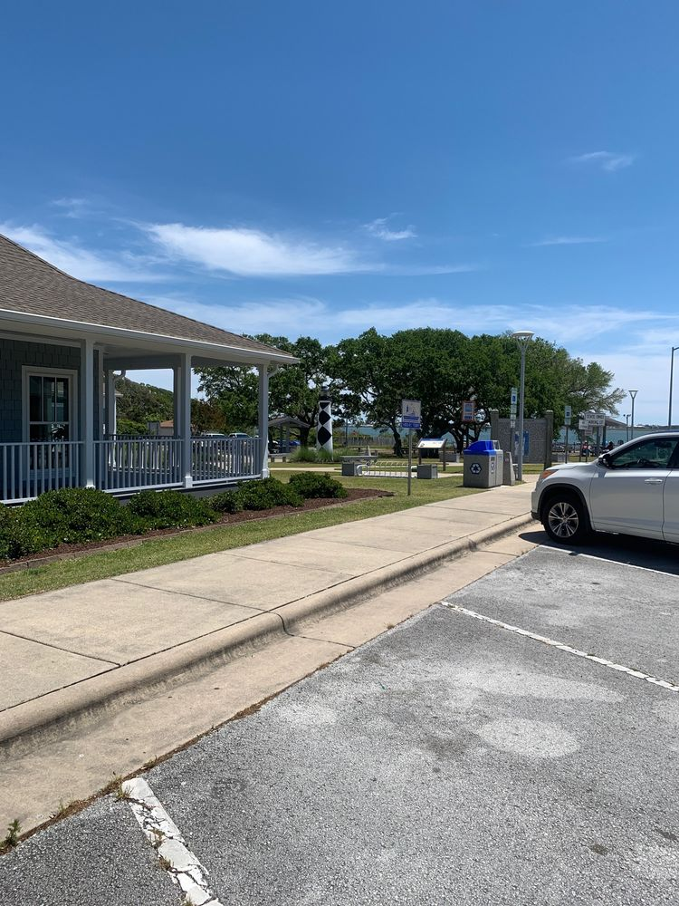 The Crystal Coast Visitor Center: 3409 Arendell St, Morehead City, NC