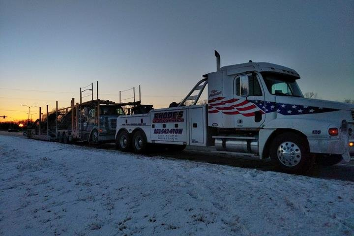 Towing business in Vernon, WI