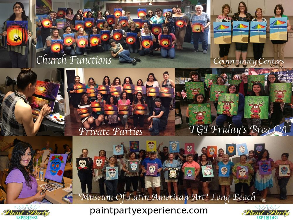 paint party experience 14 paint sip corona On paint and sip corona