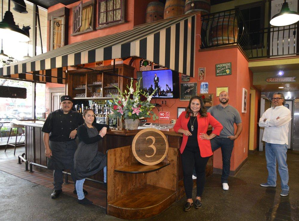 Three Restaurant: 721 Texas St, Fairfield, CA
