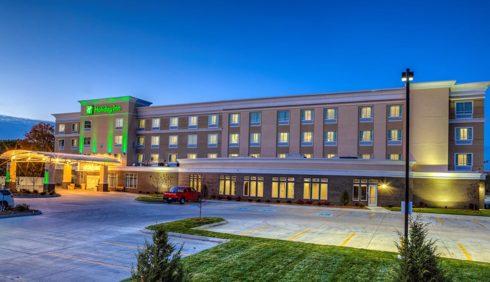 Holiday Inn Richmond: 6000 National Rd E, Richmond, IN