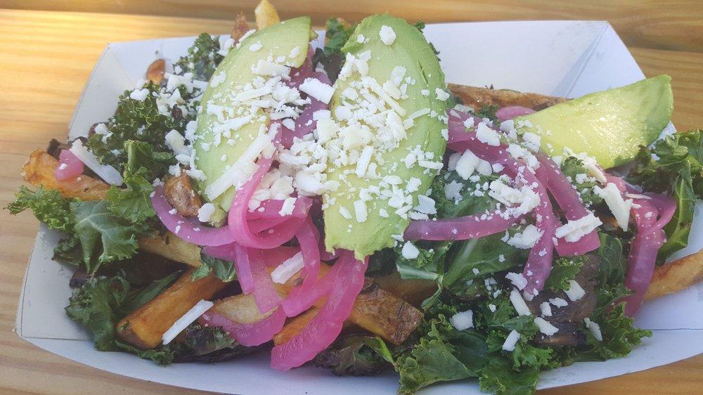 Magnolia's Street Food: 460 Ut 12, Boulder, UT