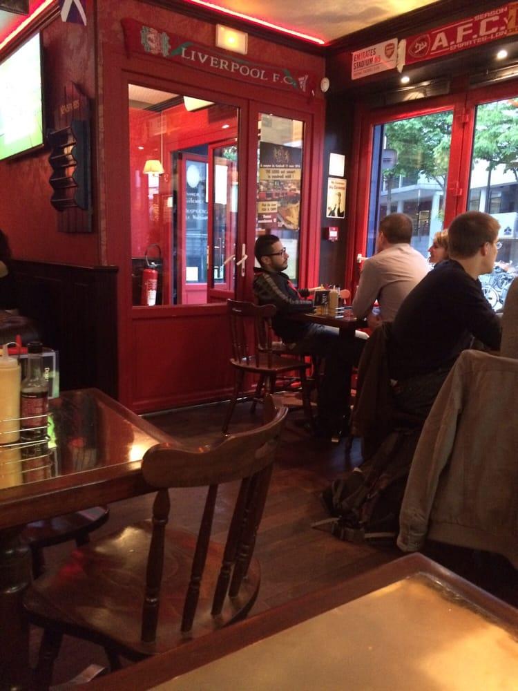 Rue Du Chevaleret Restaurant