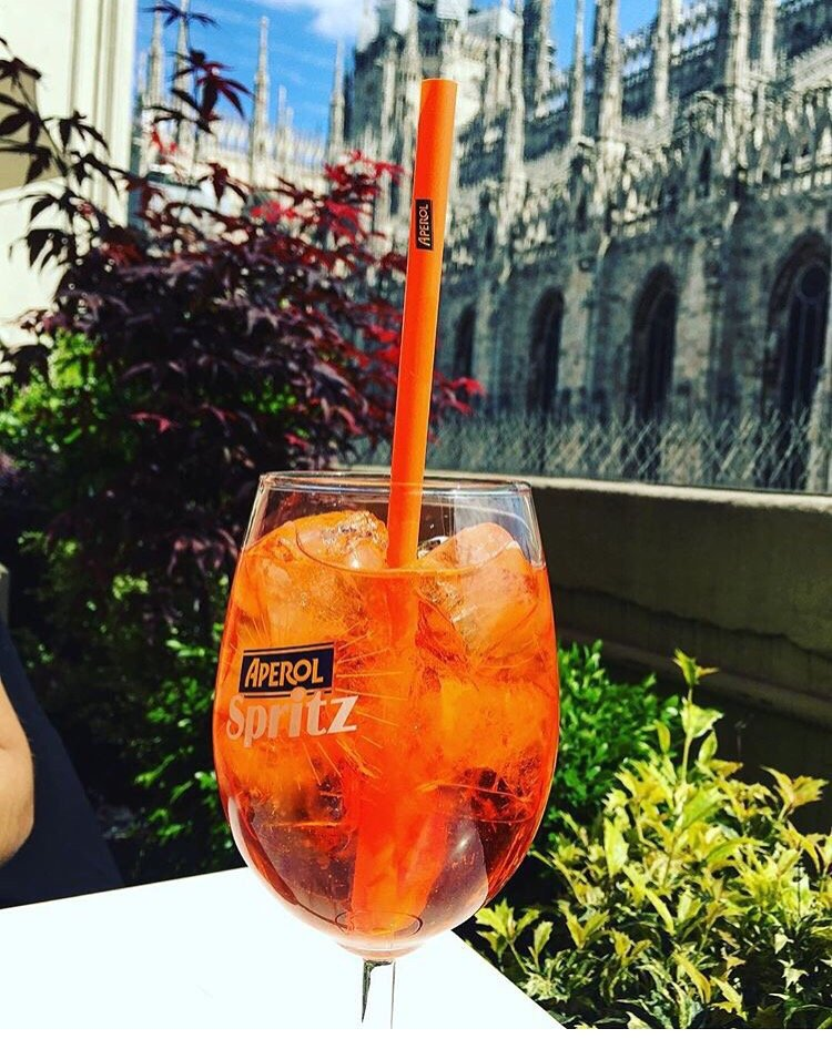 Aperol Spritz A Warm Day In Milan Perfect Yelp