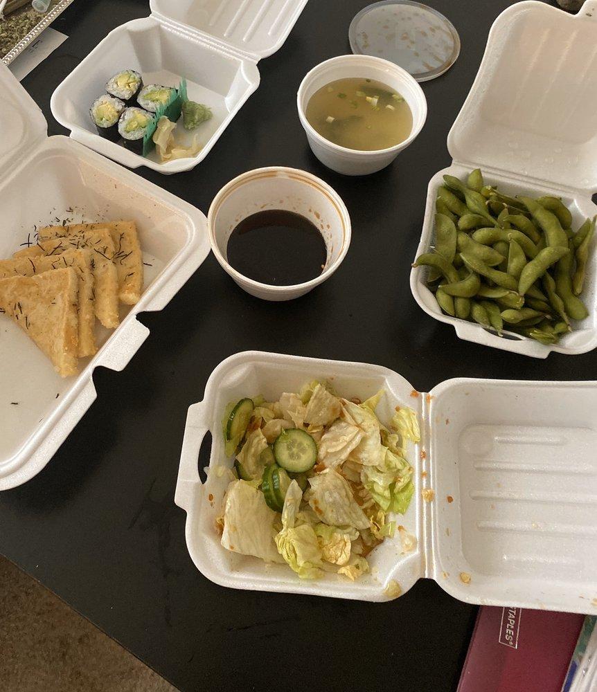 Wasabi Korean and Japanese Cuisine: 15 E Kirby St, Detroit, MI