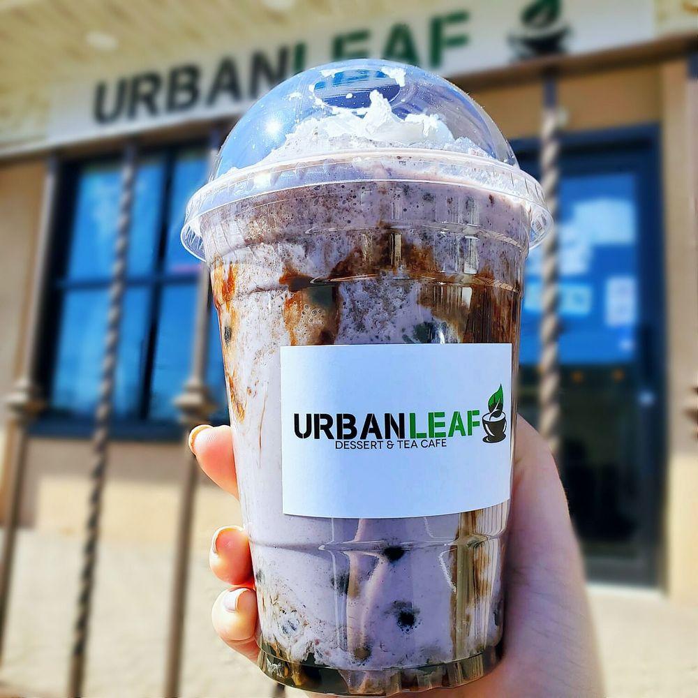Social Spots from Urban Leaf Cafe
