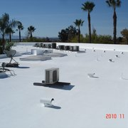 Commercial Flat Photo Of Allied Roofing Company   Santa Ana, CA, United  States.
