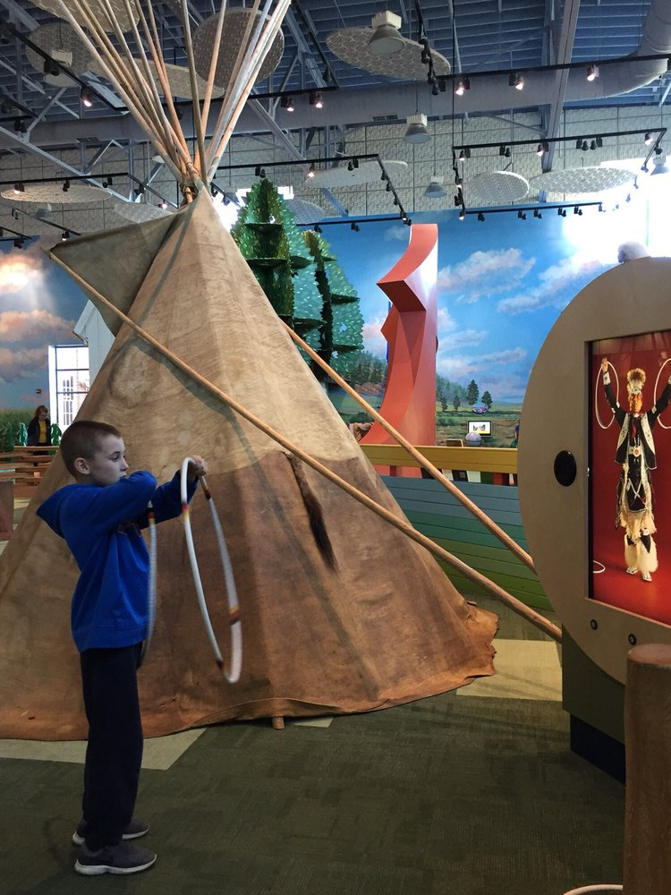 Social Spots from Children's Museum Of South Dakota