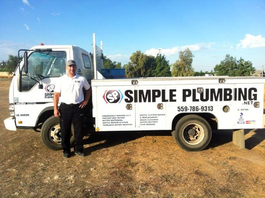 Exeter (CA) United States  city pictures gallery : Simple Plumbing Exeter, CA, United States. Simple Plumbing truck and ...