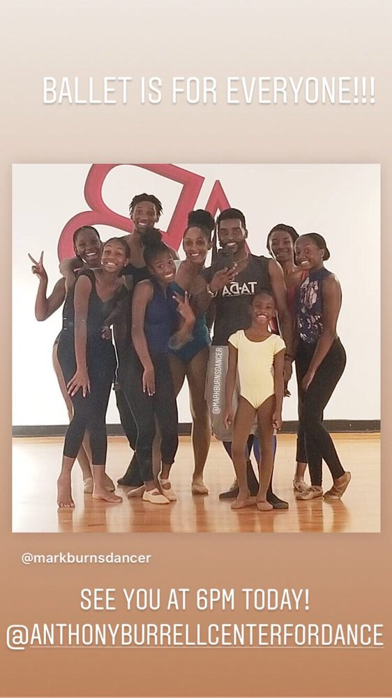 Anthony Burrell Center For Dance: 533 W Howard Ave, decatur, GA