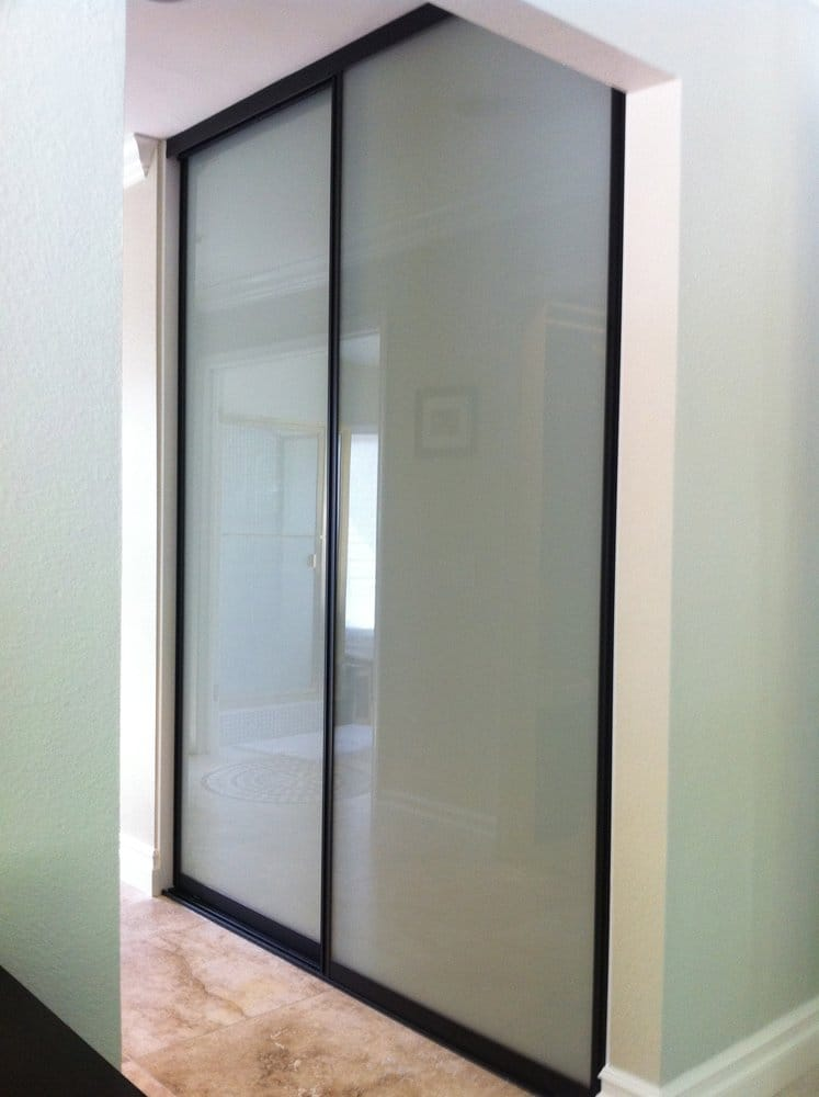 Contractors Wardrobe Custom Silhouette Closet Doors With