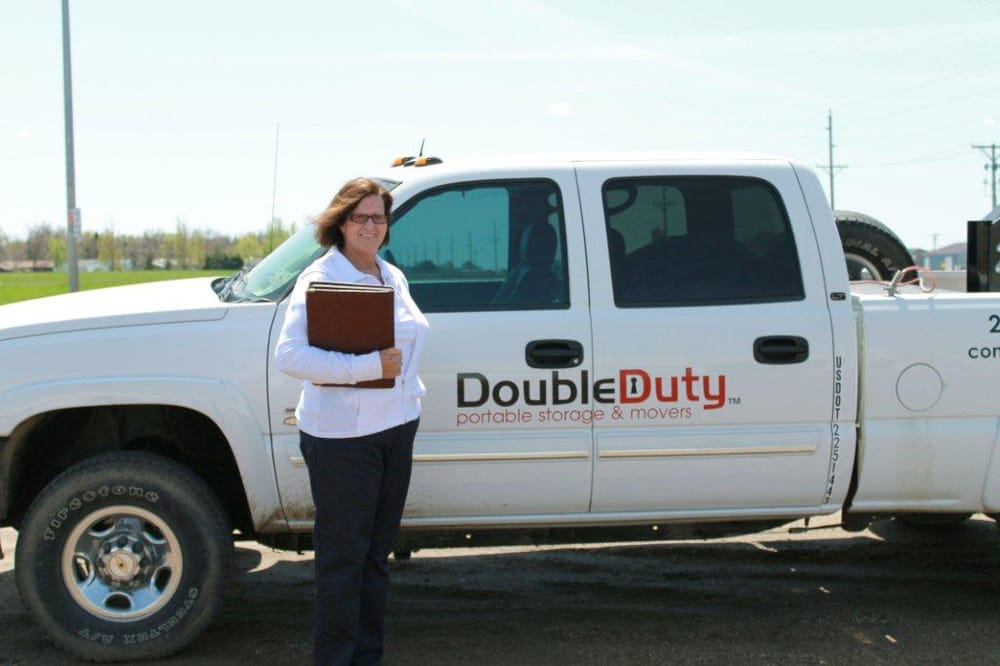 Double Duty Movers & Portable Storage: 1840 US Hwy 14 W, Huron, SD