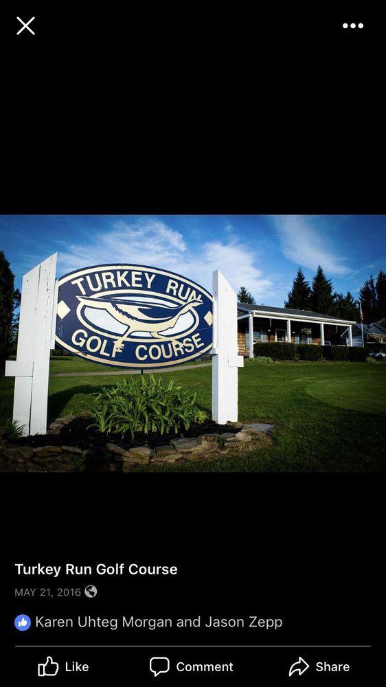 Turkey Run Golf Course: 11836 Bixby Hill Rd, Arcade, NY