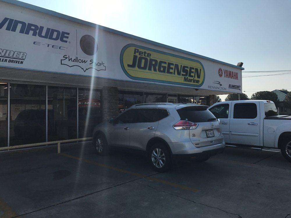 Pete Jorgensen Marine: 24 N 11th St, Beaumont, TX