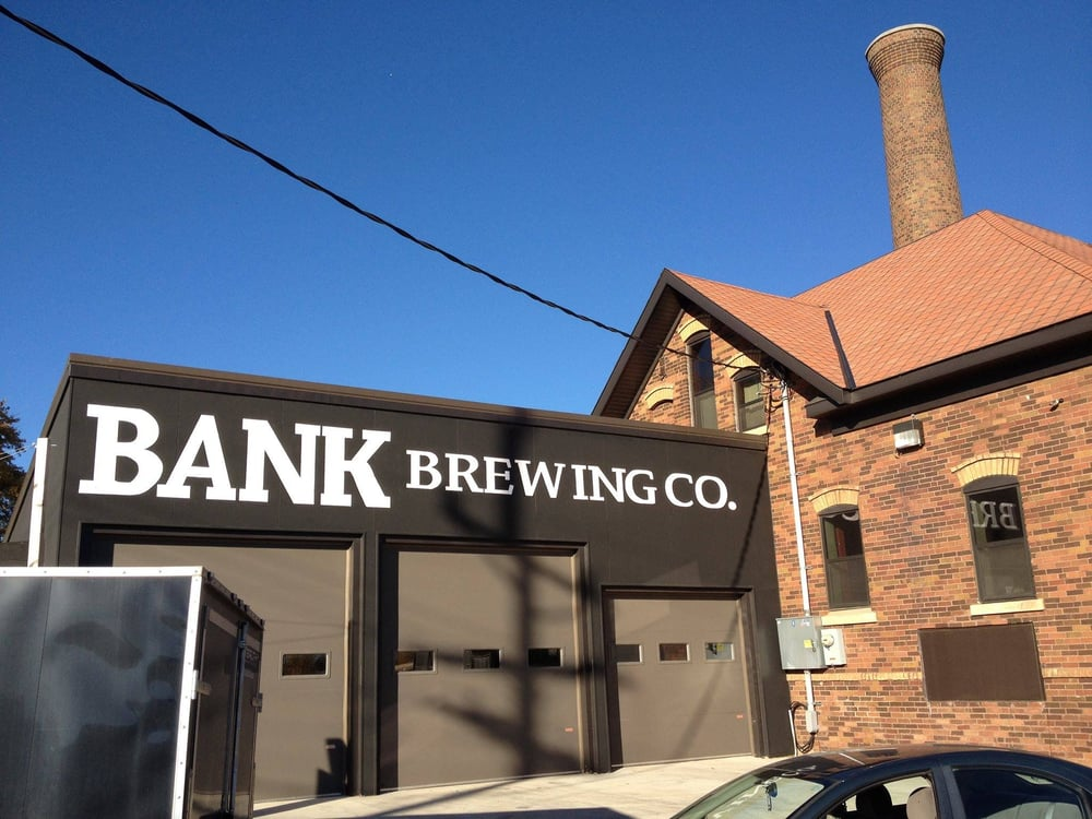 Bank Brewing Company: 200 S Main St, Hendricks, MN