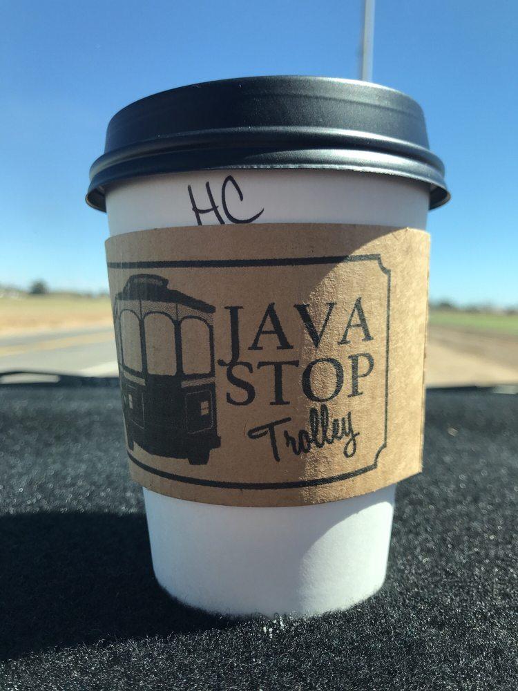Java Trolley: 17121 W Glendale Ave, Waddell, AZ