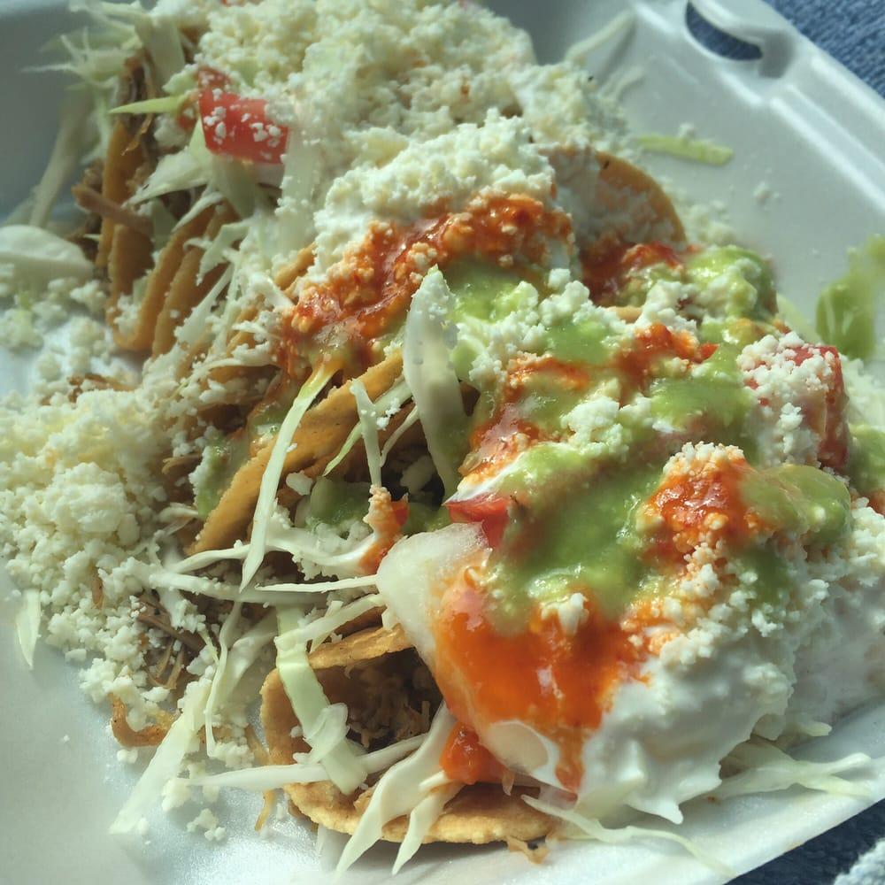 Taqueria La Reforma: Little York Rd, Houston, TX
