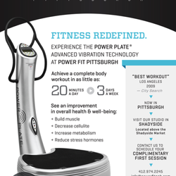 Power Fit Pittsburgh - CLOSED - Trainers - 3401 Butler St
