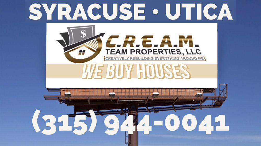 C.R.E.A.M. Team Properties: 8417 Oswego Rd, Baldwinsville, NY