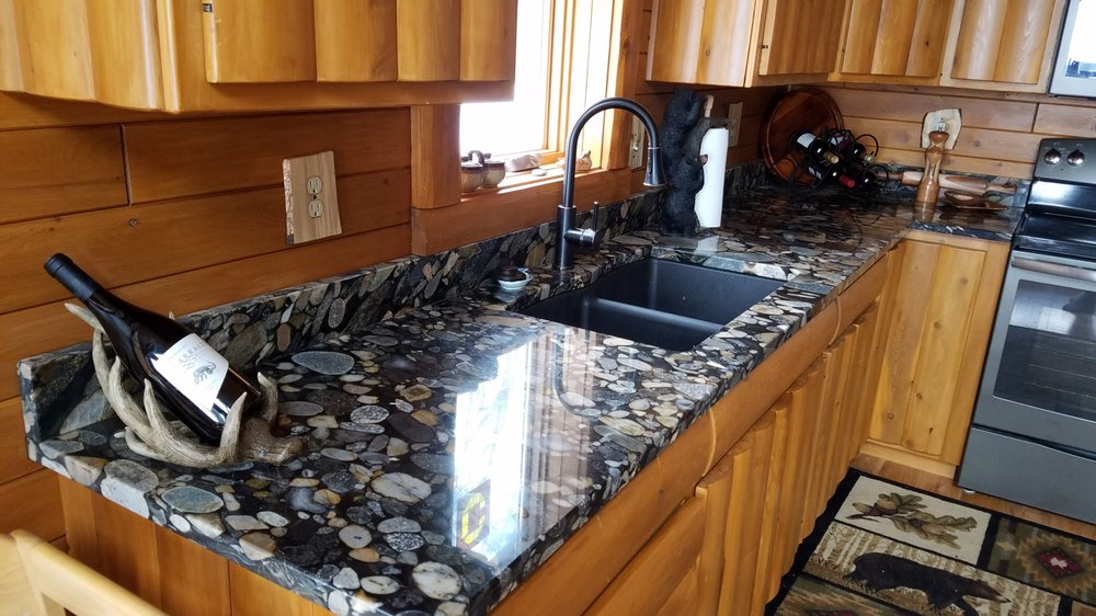 TJ Marble & Granite of Northern Michigan: 5951 Charlevoix Rd, Petoskey, MI