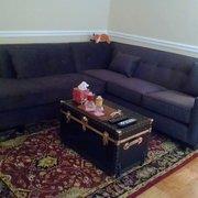 Photo Of Hamilton Sofa Leather Gallery Falls Church Va United States