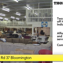 Photo Of Thompson Furniture   Bloomington, IN, United States. Conveniently  Located On Highway