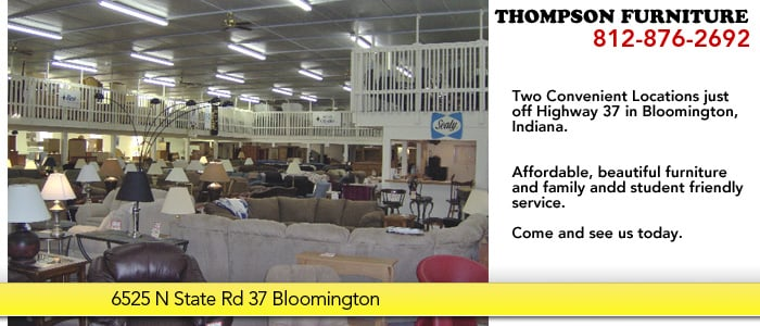 Thompson Furniture   Furniture Stores   6431 State Hwy 37 N, Bloomington,  IN   Phone Number   Yelp